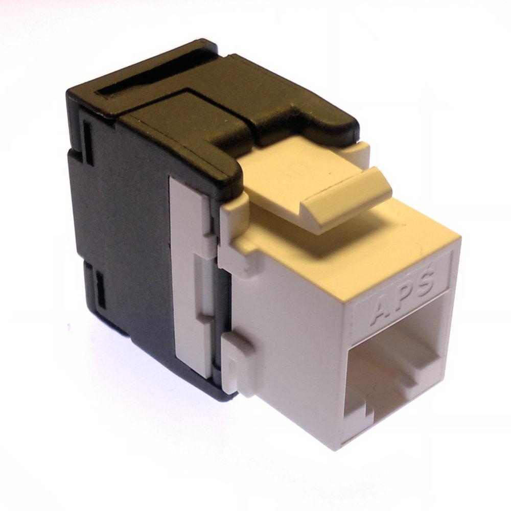 Scs6u Keystone Jack U Utp Unscreened Category 6 Tool Less Aps Wiring Image Pdf